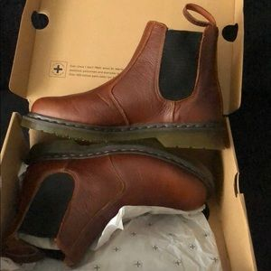 Dr. Martens brown ankle boot size 11 women's